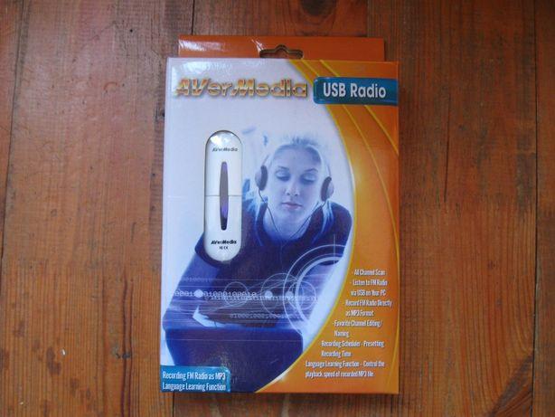 USB радио с возможностью записи