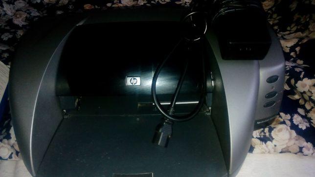 Drukarka HP deskjet 5550 plus oryginalne tusze i papier foto