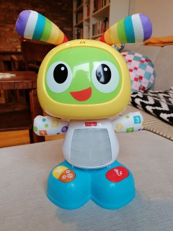 Robot Fisher Price BEBO Dance and Sing PL