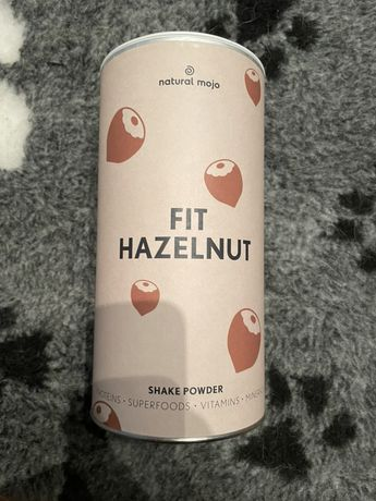 Fit Hazelnut Nowy Shake Natural Mojo