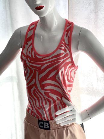 Adidas Stella McCartney StellaSport top sportowy koszulka