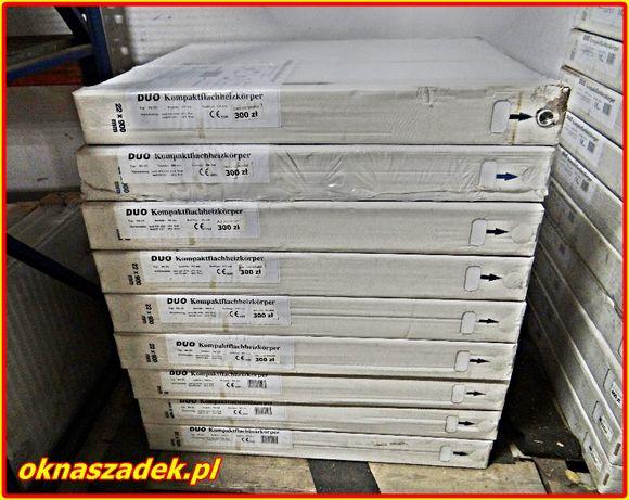 C22 / V22 900x1000 duży i tani niemiecki grzejnik CO uniwersalny CV22