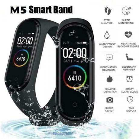 SUPER !!! Sprawdzona Nowa Opaska Sportowa Fitness M5 Smart