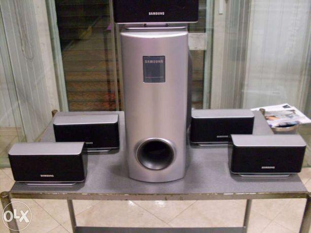 Colunas Samsung novas
