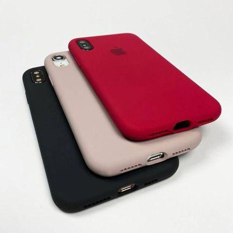 Full Silicone Case чехол для iPhone 7 Plus или 8 Plus