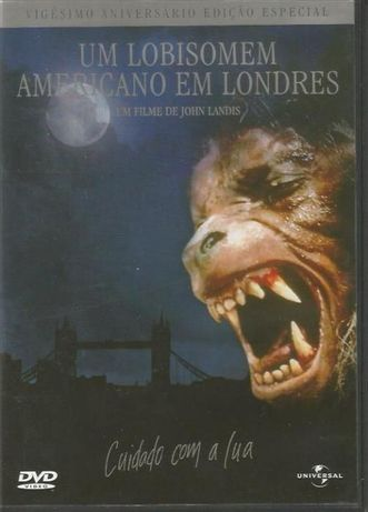 Um Lobisomem Americano em Londres (edição especial)