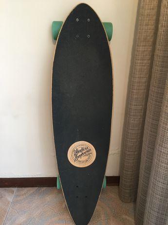 Vendo longboard skate