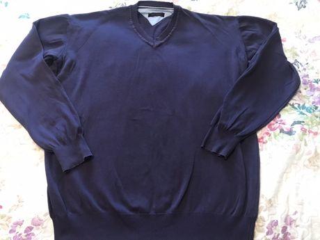 Sweter męski fiolet XL 176