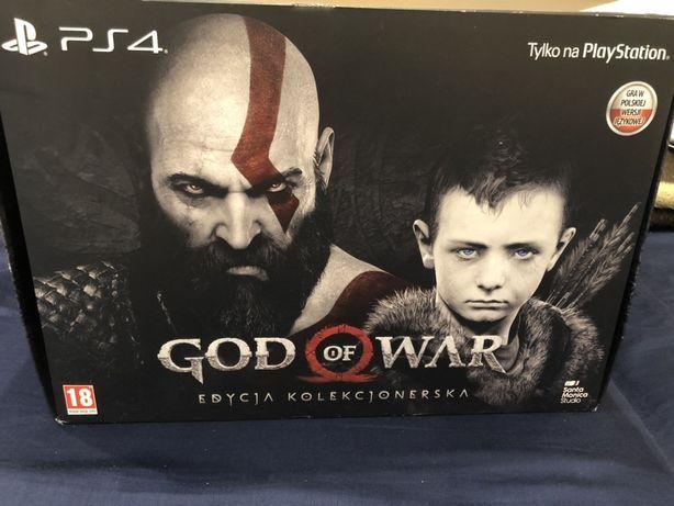 God of war edycja kolekcjonerska