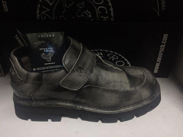 Sapatos New Rock