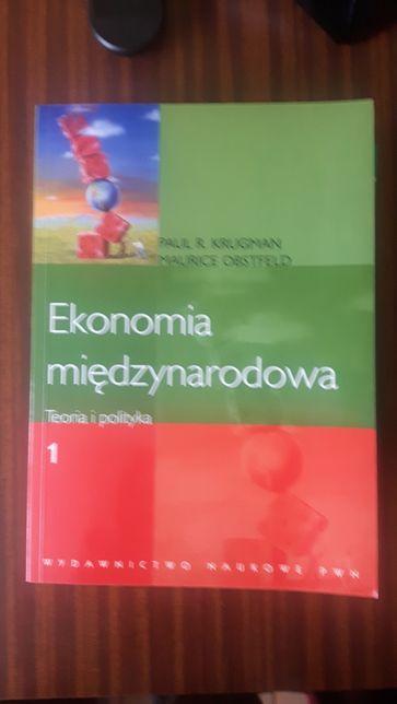 Ekonomia międzynarodowa cz. 1 i cz. 2