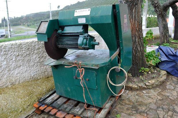 maquina de cortar ferro industrial