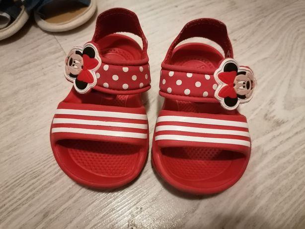 Sandałki piankowe adidas Minnie 20