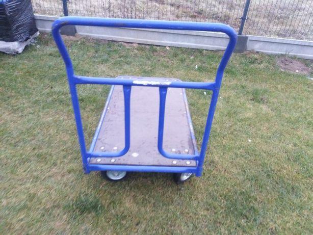 Wózek platformowy 120x70