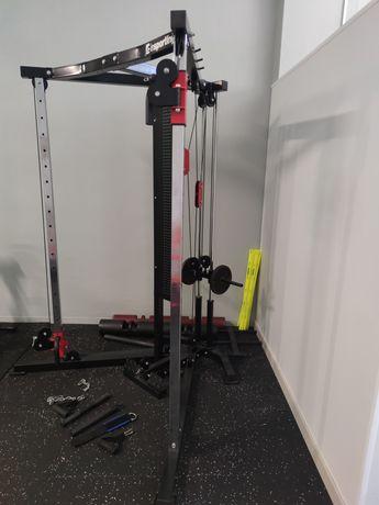 Máquina Musculação + rack
