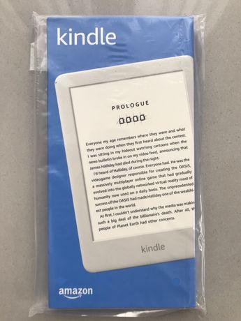 Kindle 10  biały NOWY bez reklam