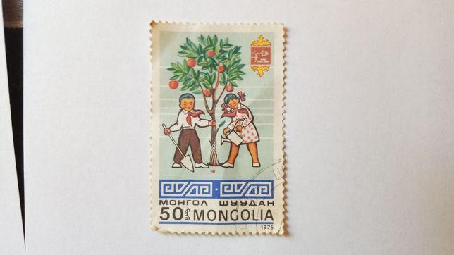Znaczki pocztowe - Mongolia - Wietnam - Kuba