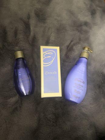 Zestaw Avon Encanto Alluring perfumy żel olejek