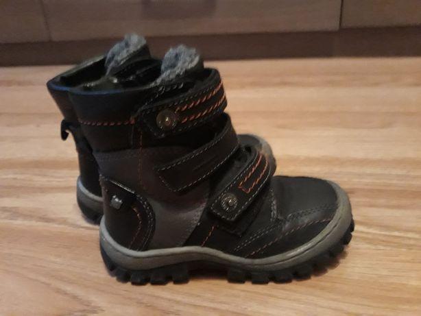 Buty zimowe chłopięce  22 Lasocki Kids.