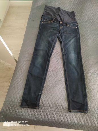 Spodnie ciążowe 3 pary h&m rozm 40