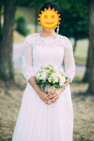 Весільна сукня 44-46 р. супер ціна