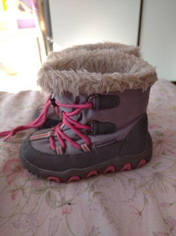 Buty zimowe dziecięce roz. 23