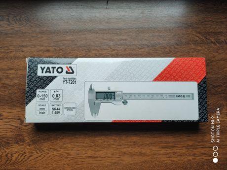Suwmiarka YATO YT-7201