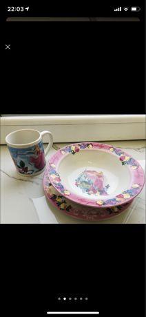Набор посуды детской Аврорра
