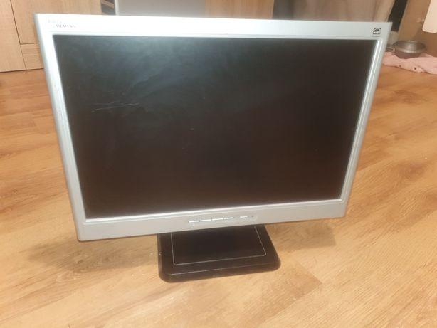 Komputer+monitor