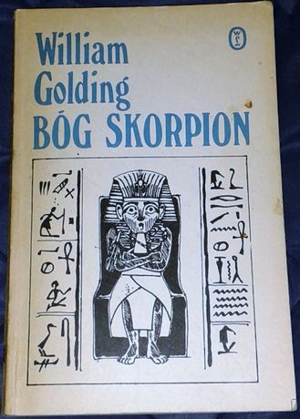 Bóg Skorpion - William Golding