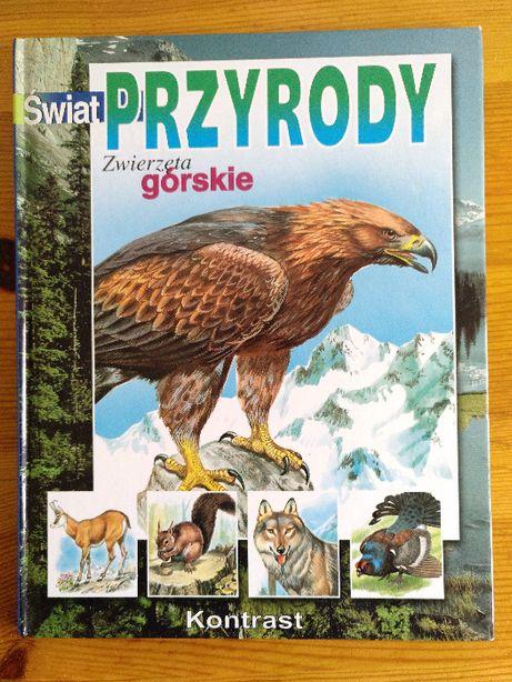 Książka dla dzieci: Świat przyrody: Zwierzęta górskie