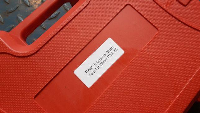 Ściągacz tulei BMW X5 e53 tylnej belki