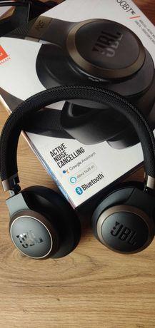 Słuchawki Bluetooth JBL TUNE LIVE 650BTNC czarne