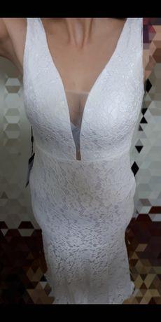 Новое лёгкое свадебное платье