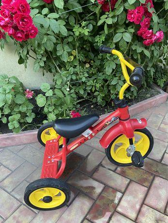 Трёхколесный велосипед Tilly + подарок