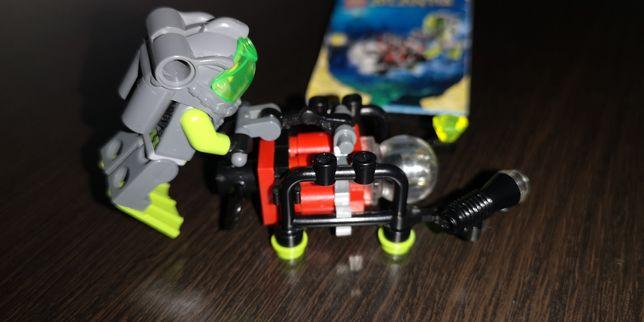 Lego Atlantis nurek