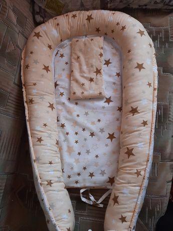 Кокон може бути подушка для вагітних