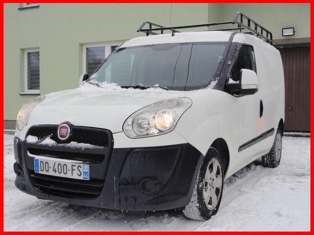 Fiat Doblo 1.3 Multijet 90 KM 2015 r klimatyzacja tempomat LUB ZAMIANA