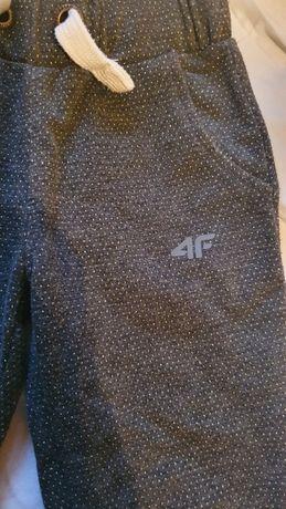 Spodnie dresowe 4F r. 98