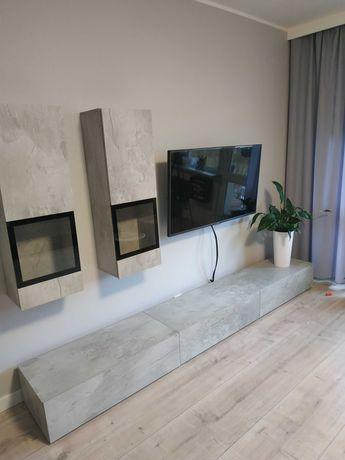 Meblościanka Baros (beton)