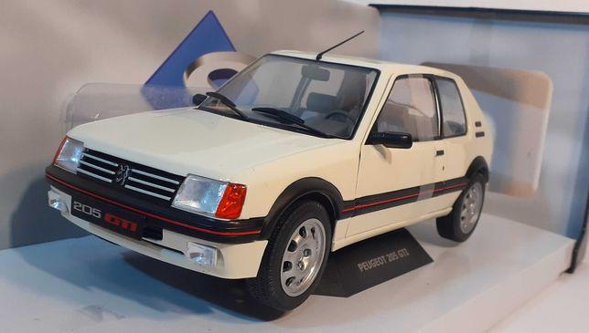1/18 Peugeot 205 MK1 - Solido