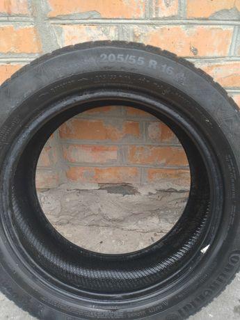 Зимняя резинна 205/55 R16