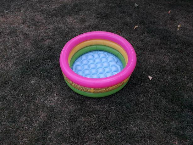 Детский бассейн Интекс