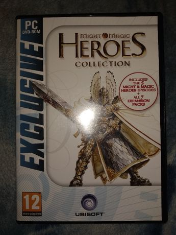 Heroes 3 III - of Might and Magic Complete Edition - 1 I 2 II 4 IV 5 V