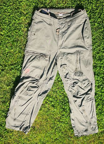 Spodnie SURPLUS Infantry Cargo Olive Zielone