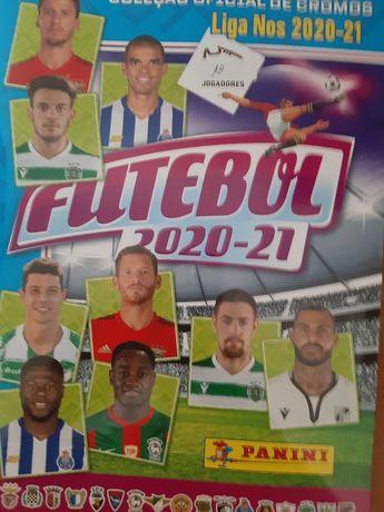 Cadernetas da 1-liga 2020/21