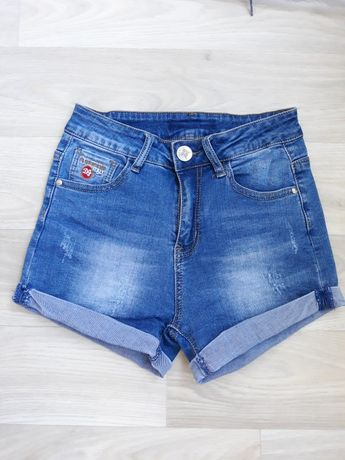 Шорты джинсовые р. 152 - 158 см