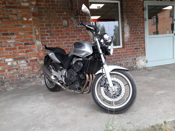 Honda cbf600n 2007r