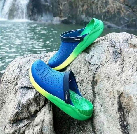 Купить Топовою Модель Крокс Crocs LiteRide Толька Оригинал 36-45