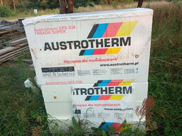 styropian elewacyjny biały Austrotherm EPS 038